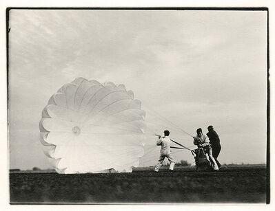 Margaret Bourke-White, 'Untitled #38 (Twenty Parachutes)', 1937