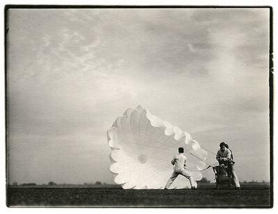 Margaret Bourke-White, 'Untitled #33 (Twenty Parachutes)', 1937