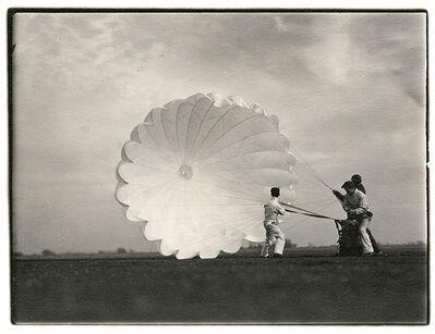 Margaret Bourke-White, 'Untitled #76 (Twenty Parachutes)', 1937