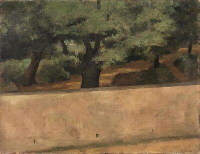 Xavier Bueno, 'Landscape (trees)', 1940
