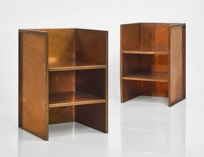 Donald Judd, 'Pair of Armchairs', 1996