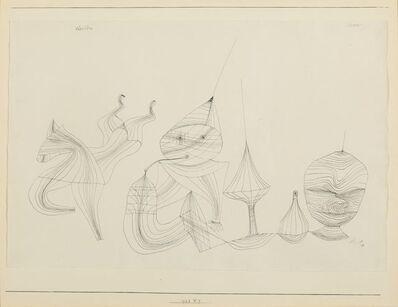 Paul Klee, 'Obertöne', 1928