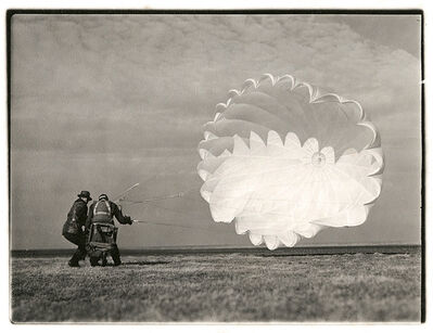 Margaret Bourke-White, 'Untitled #29 (Twenty Parachutes)', 1937