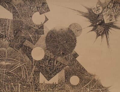 Ben Sack, 'Will to Power', 2012