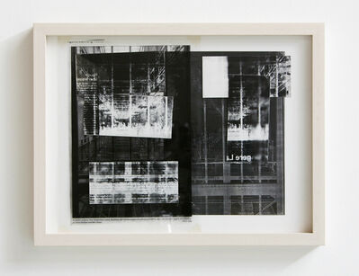 Stef Stagel, 'In dubio contra', 2011