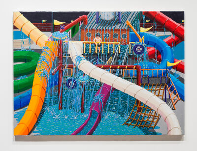 Ralph Pugay, 'Waterpark Second Thoughts', 2015