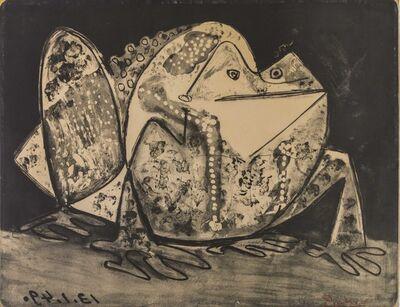 Pablo Picasso, 'Le crapaud', 1949