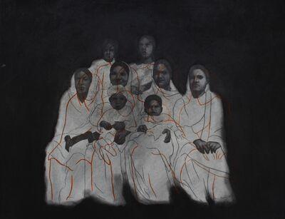 Razin Rubin, 'Elizabeth and the Sisters', 2018