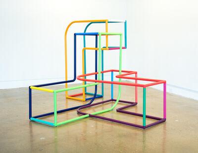 Cisco Merel, 'Construcción Lineal 19', 2017