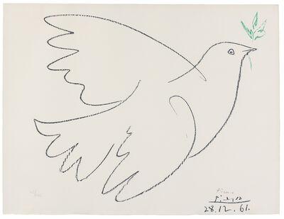 Pablo Picasso, 'Dove of Peace'