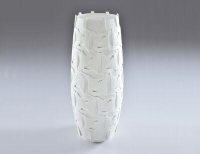 Ben Strear, 'Vase with Serpentine Pattern', 2017