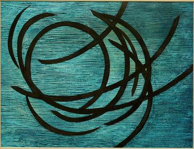 Luis Martinez Pedro, 'Aguas Territoriales', 1962