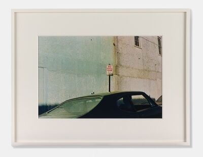 William Eggleston, 'Untitled', 1971-1974