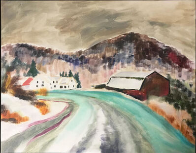 Lauralee Franco, 'The Road Home', 2016