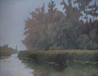 Howard Schroedter, 'Early Morning Mist', 1987