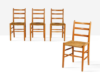Arne Jacobsen, 'Set of 4 chairs', 1935