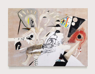 Arthur Lanyon, 'Playing in the Tracks', 2017/2018