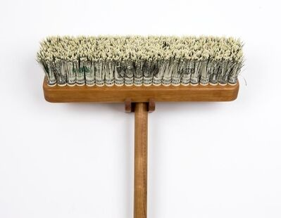Mark Wagner, 'Very Expensive Push Broom', 2008