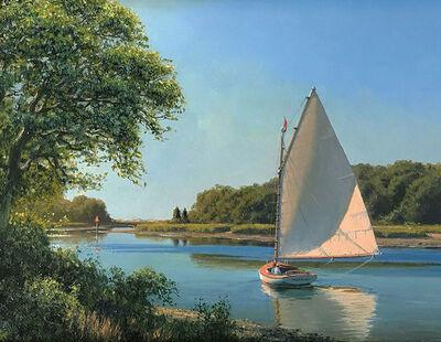 Joseph McGurl, 'Light on the Sail', 2018