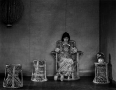 Edward Weston, 'Tina, Glendale', 1922