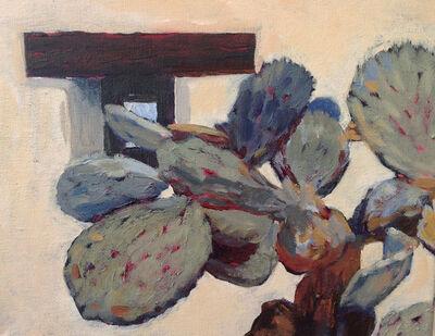 Kathy Dana, 'Old Mission Cactus'