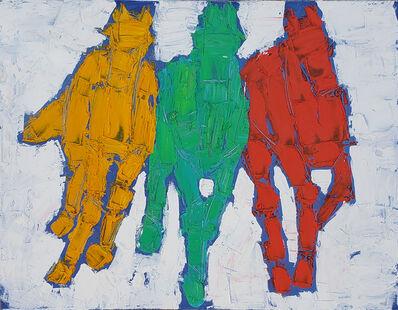 Marcel Kahhak, 'Horse/Gallop', 2013