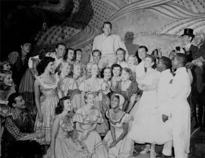 Deanna Bowen, 'Theatre Under the Stars' cast photo from Finian's Rainbow, circa 1953', 2019