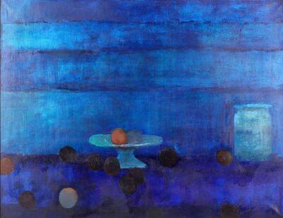 Bernard Myers, 'Still life with Oranges'