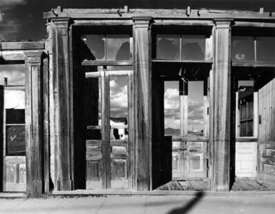 Wright Morris, 'Tombstone Arizona', 1940