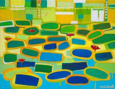 Juri Morioka, 'Voices of the Lotus', 2014