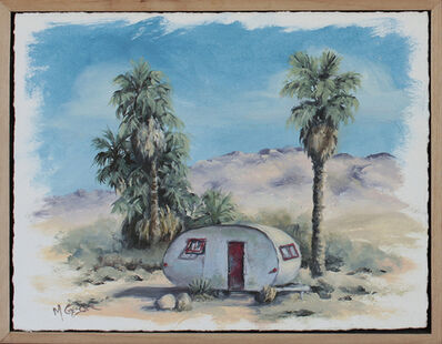 Marcia Geiger, 'Oasis Of Mara', 2016
