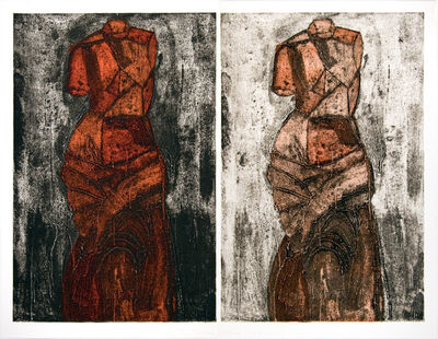 Jim Dine, 'A Light One on Top', 2006