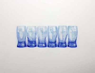 Joshua Huyser, '6 Glasses', 2015