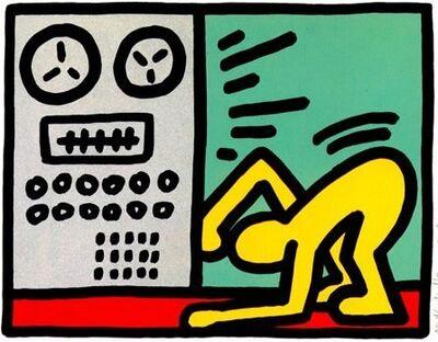 Keith Haring, 'Pop Shop III', 1989