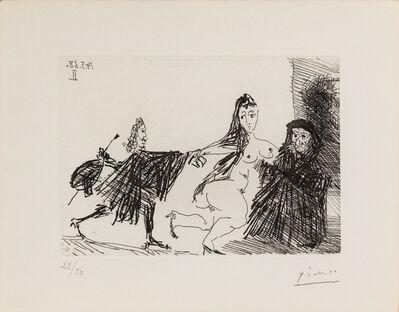 Pablo Picasso, 'La Celestine from Series 347', 1968