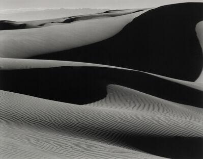 Edward Weston, 'Dunes Oceano', 1936