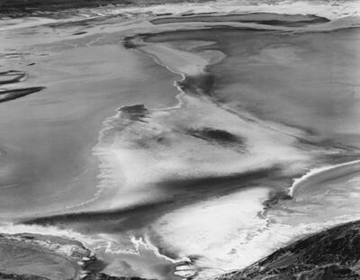 Edward Weston, 'Dante's View, Death Valley', 1938-printed circa 1951 by Brett Weston
