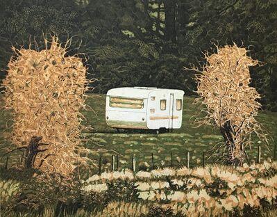 David Frazer, 'Caravan XXVIII', 2016