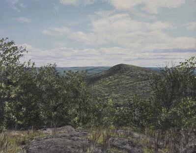 Jeff Gola, 'View of Mt. Norwottuck', 2017