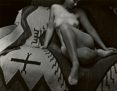Edward Weston, 'Nude', 1945