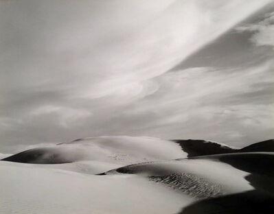 Edward Weston, 'Dune, Oceano', 1936