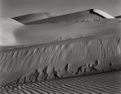 Edward Weston, 'Dune (47SO)', 1936