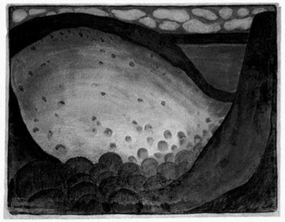 Georgia O'Keeffe, 'Plate VI Drawing No.15', 1968