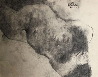 Fernando Botero, 'Desnudo Femenino', 1959