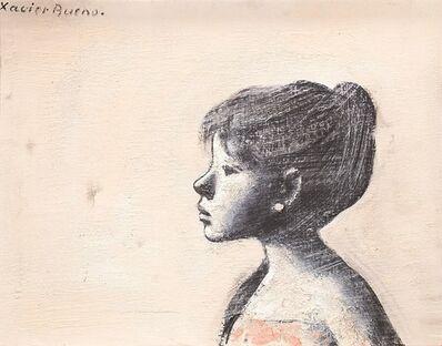 Xavier Bueno, 'Ragazza', 1967