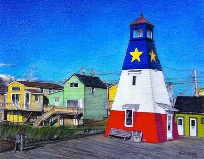 Darrell Windjack, 'Light House Pier ', 2018