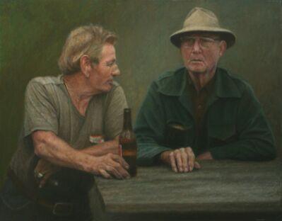 Davis Morton, 'Micciche and Harry', 2010