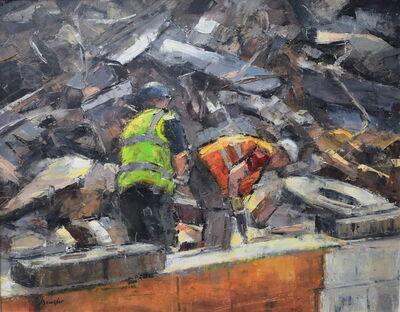 Steven Bewsher, 'Salford Demolition II'