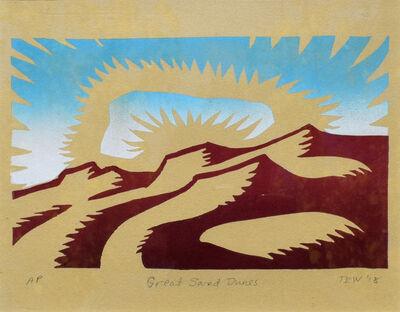 Jono Tew, 'Great Sand Dunes'