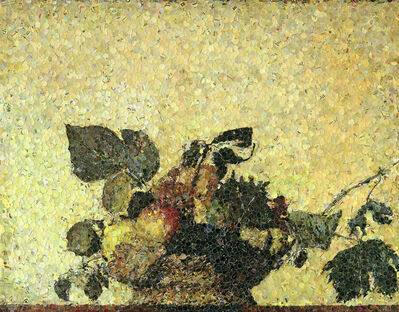 Vik Muniz, 'Still Life with a Bouquet of Fruits, after Caravaggio (from Pictures of Magazines)', 2006